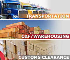 Custom clearance business plan